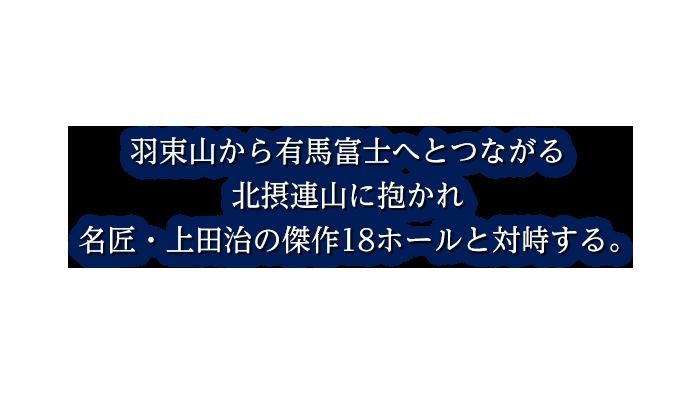 ゴルフ 武庫 ノ コース 台